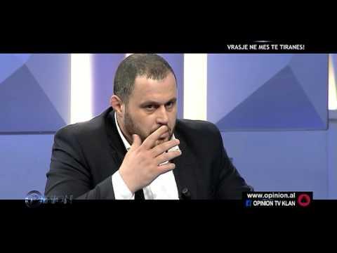 Opinion - Vrasje ne mes te Tiranes dhe inteviste me Frederic Van Leeuw! (02 maj 2016)