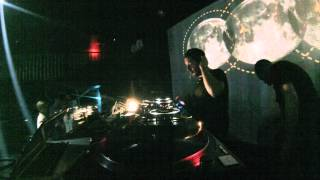 COLABEAU @ Kvall w/ ANTIGONE (ConcreteMusic) at BABY Club (Marseille, Fr)  #1
