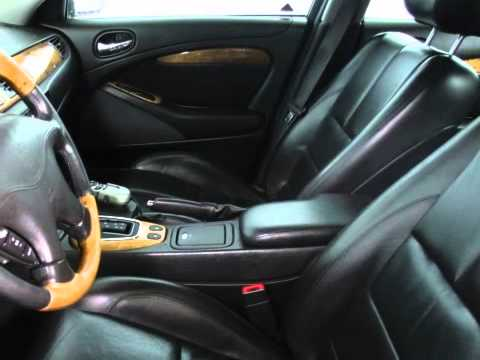 Jaguar S-Type| 3.0-V6 Executive Climate Control Leder| Autobedrijf Boks