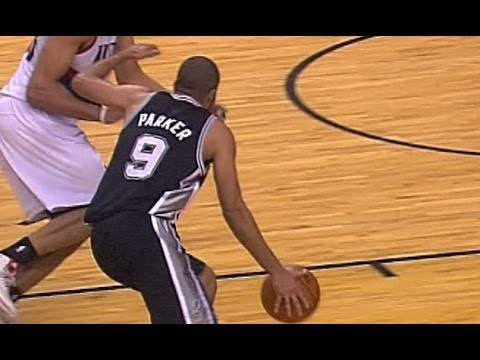 Tony Parker Spurs San Antonio to a 3-0 Lead Over Portland