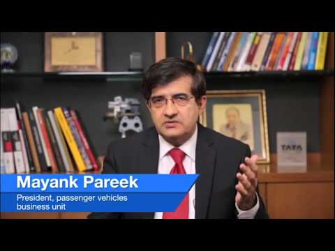 Tata Motors is on a continuous innovation drive, says Mayank Pareek