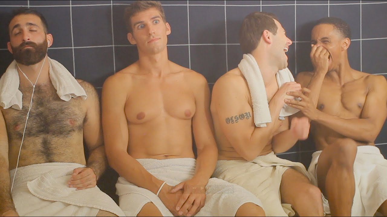 BEST VIEWS IN THE GYM - Steam Room Stories.com - YouTube