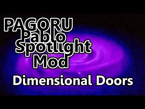 Minecraft Mods - Dimensional Doors [1.4.7] [Forge]