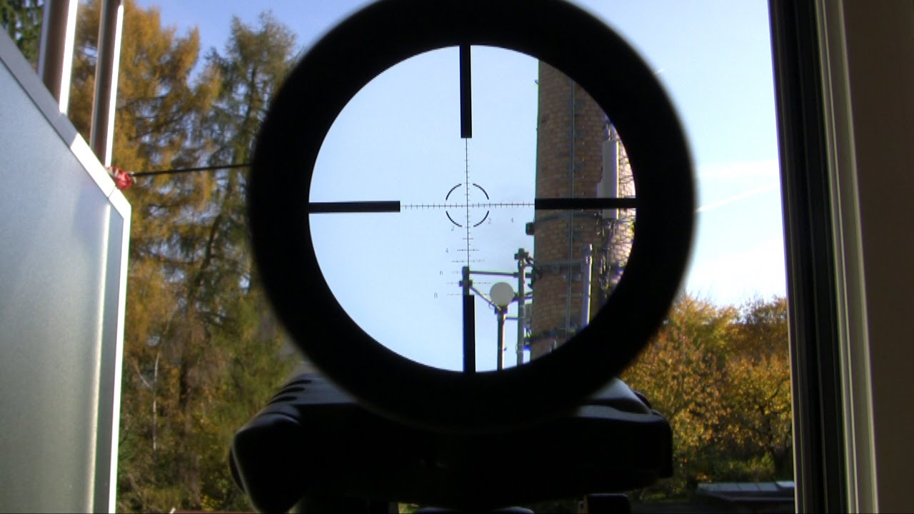 Bushnell Elite LRHS 3 12x44 Riflescope YouTube