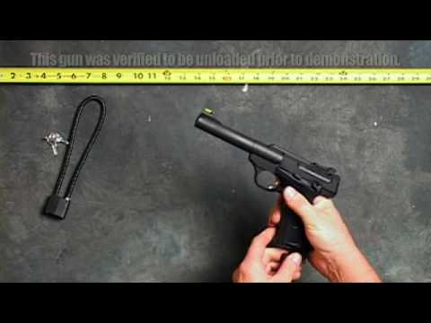 Browning Buck Mark Camper Semi-Automatic Pistol