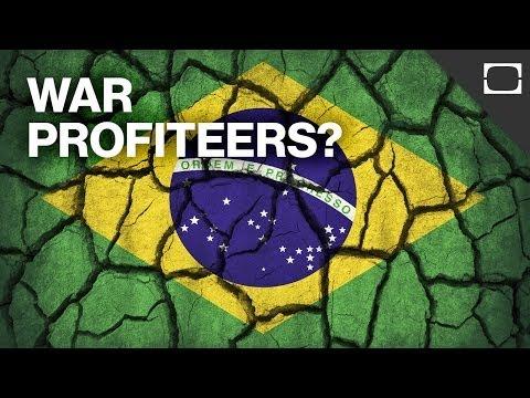 Does FIFA Run the World Cup Like War Profiteers?