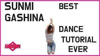 download lagu Sunmi 선미 - Gashina 가시나 안무배우기 거울모드 Dance Tutorial gratis
