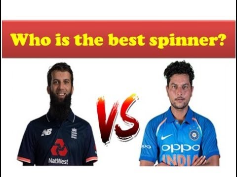 Kuldeep Yadav vs Moeen Ali bowling comparison 2018 || Who is the best?