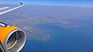 Thomas Cook Airbus A321-211 | Manchester to Thessaloniki *Full Flight*