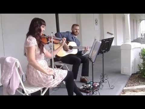 Diamond Strings Guitar & Violin Duo - L-O-V-E, Nat King Cole - Sydney wedding music ensemble