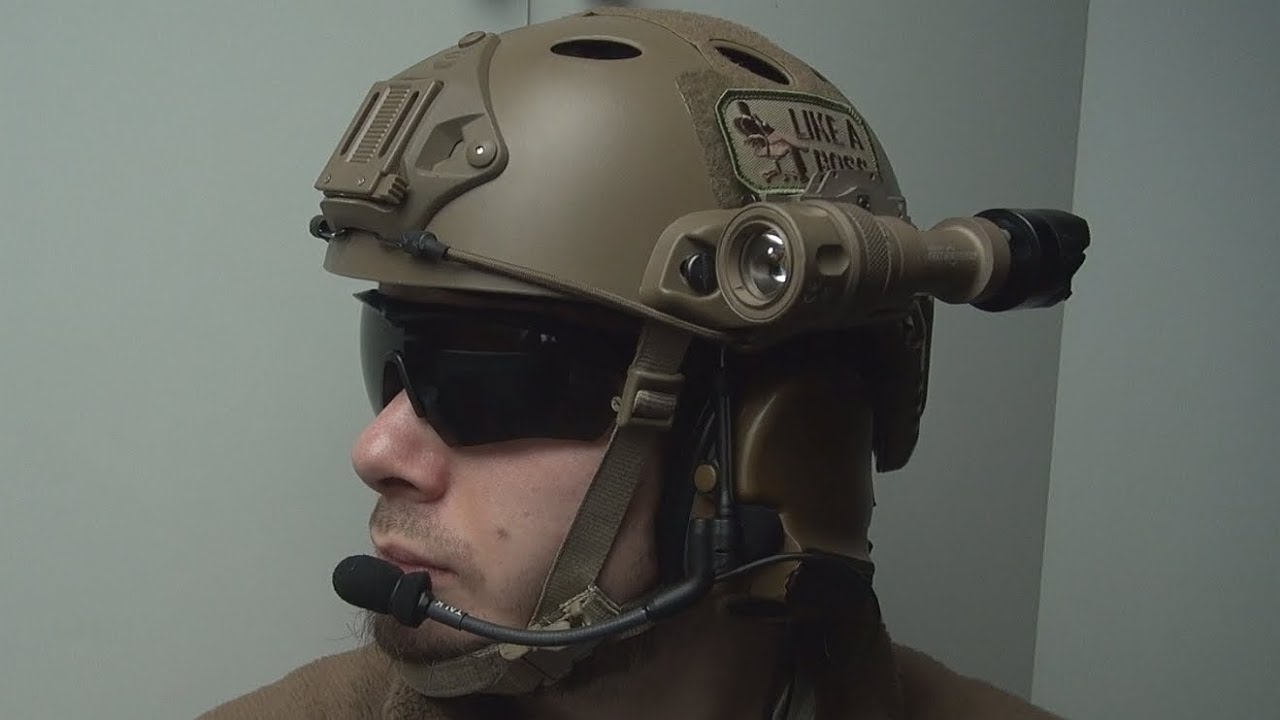 Ops Core FAST Base Jump Military Helmet  The Gear Locker