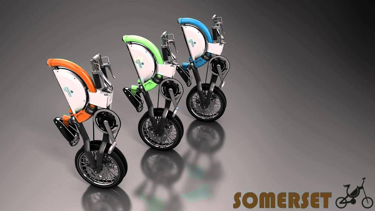 自転車の 折り畳み自転車 電動 : 最新式折り畳み自転車(電動 ...