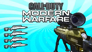 Quad Feed with Every Gun! (Call of Duty: Modern Warfare)