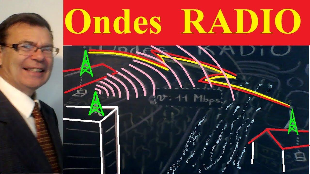 les ondes radio sont elles dangereuses