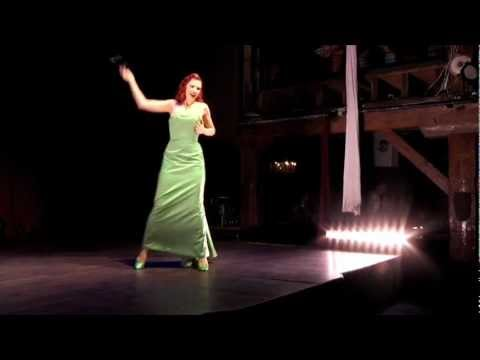 Bettina May - The 3rd Annual New Orleans Burlesque Festival