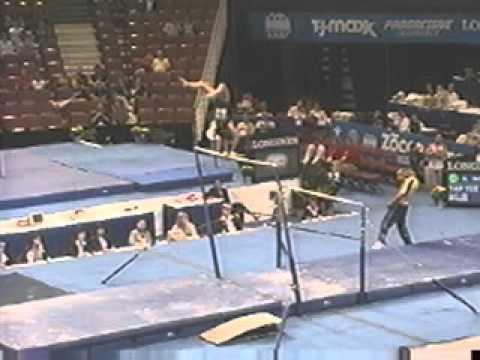 IND MAS Yee Yin Yap UB   2003 World Gymnastics Championships 7 287