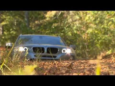 ► 2011 BMW X3 xDrive20d - Driving scenes off road track