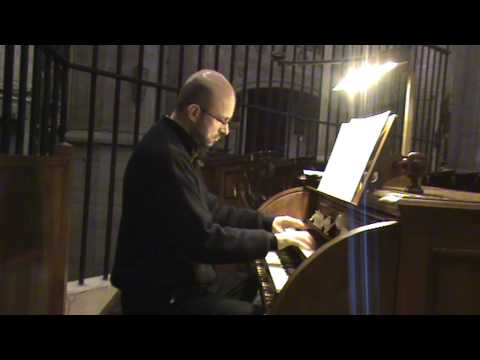 R. Wagner (Wedding March, Lohengrin) - Jordi Franch Parella