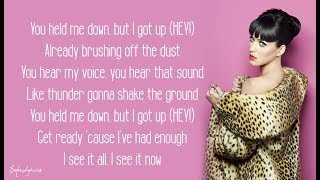 Roar - Katy Perry (Lyrics) 🎵