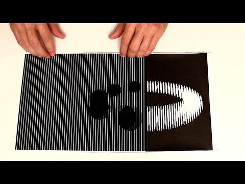 Amazing Animated Optical Illusions! #7