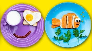 18 CUTE AND SIMPLE BREAKFAST IDEAS FOR KIDS