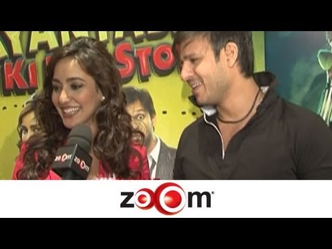 Vivek Oberoi & Neha Sharma Talk About 'jayantabhai Ki Luv Story' video