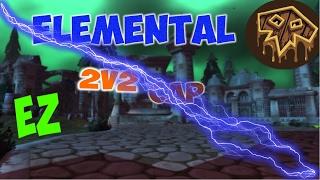 Elemental Shaman Legion 7.1.5 PvP -- 2s cap+vlog(again)