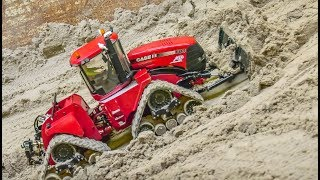 RC Trucks and Tractors in Action!