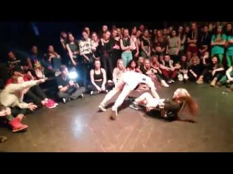 DHI preselection dancehall 2*2 Gaika&Kaya