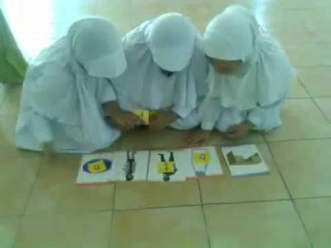 Kindergarten Fun Game - Class Out Door Activity :  play n learn
