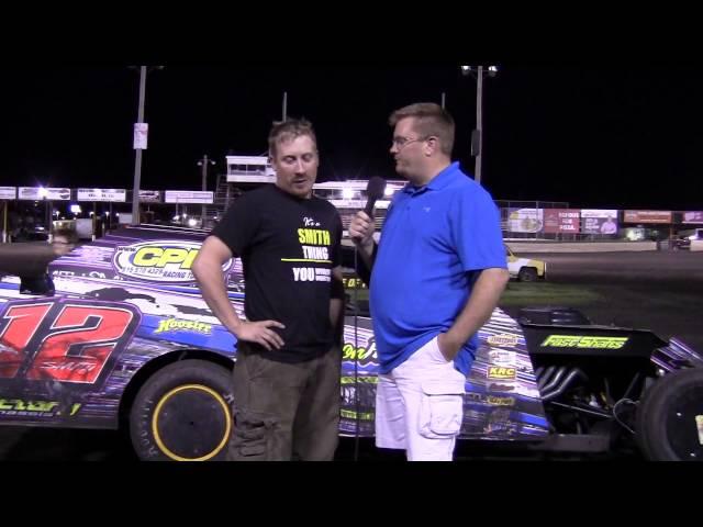 Doug Smith Sport Mod Feature winner 06/14/14
