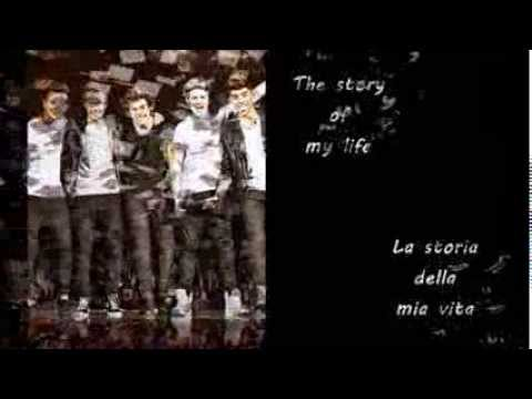 One Direction, Story of my Life - Testo e Traduzione
