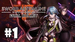 MUNDO DE ARMAS   Episodio 1   Sword Art Online: Fatal Bullet (PC) [ESPAÑOL]