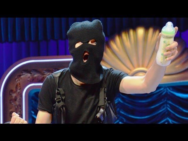 █▬█ █ ▀█▀ Kabaret Smile - Napad na Bank