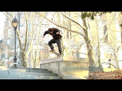 Quartersnacks • Favorite Spot With Dick Rizzo on Grant's Tomb