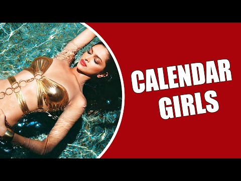 Kingfisher CALENDAR GIRLS Who Are Top Bollywood Actresses