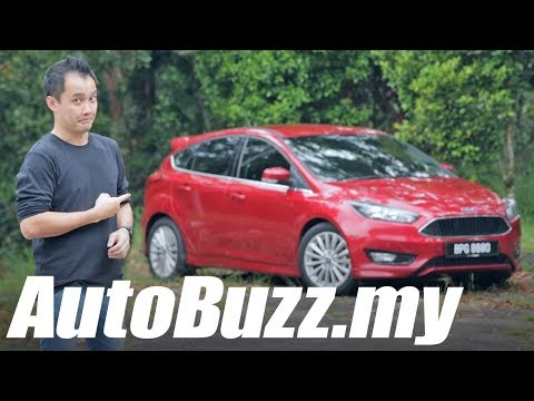 Ford Focus 1.5L EcoBoost Sport+ review - AutoBuzz.my
