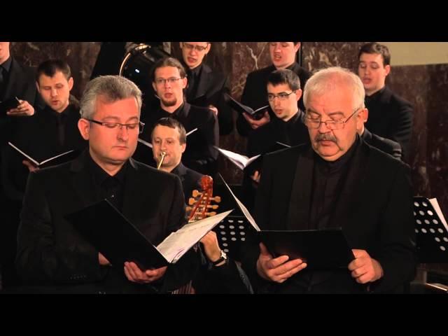 Grzegorz Gerwazy Gorczycki Conductus Funebris- Libera me Domine