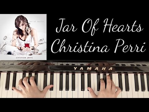 HOW TO PLAY: JAR OF HEARTS - CHRISTINA PERRI