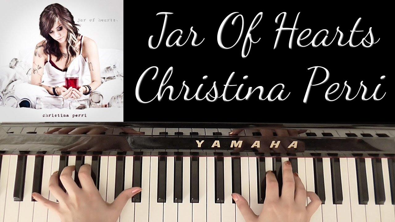 HOW TO PLAY: JAR OF HEARTS - CHRISTINA PERRI - YouTube