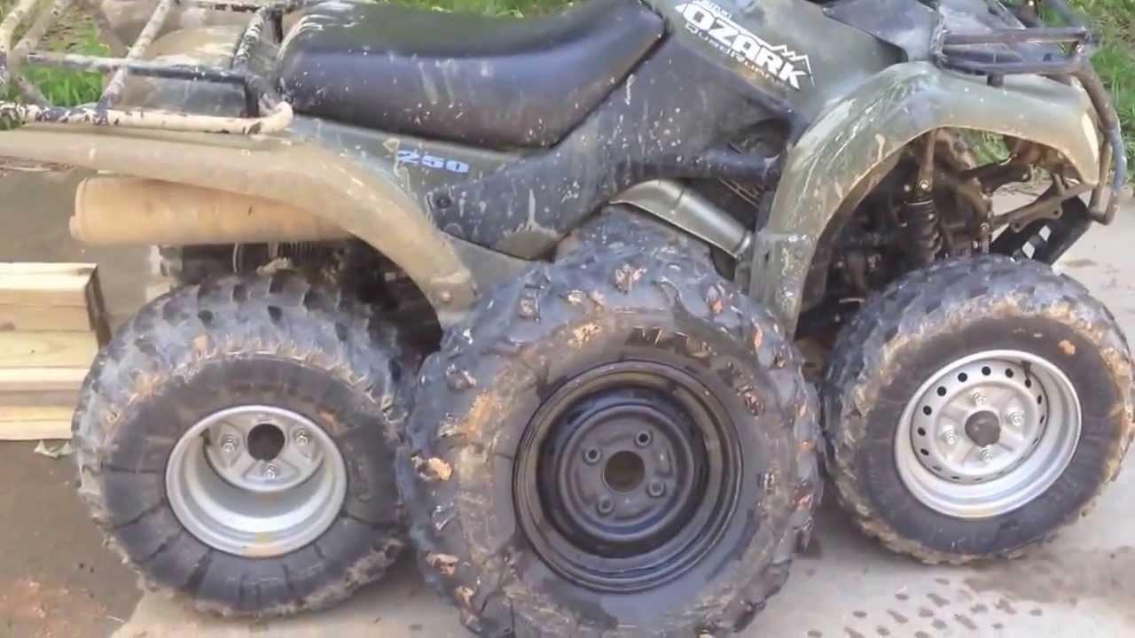 Suzuki Ozark  Tire Size