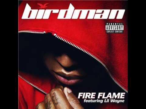 Birdman Ft Lil-Wayne - Fire Flame (Instrumental) + [HQ] Download