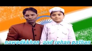 happy REPUBLIC DAY DAY vijay vishwa tiranga pyara by nawedkkhan