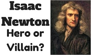 Download Isaac Newton: Hero of Villain? 3Gp Mp4