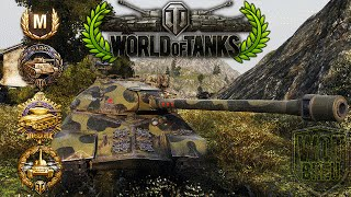 World of Tanks - IS-3 - 12 Kills - 6.3k Damage - Fadin