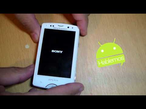 How-To : Update ICS Xperia Mini Pro SK17a ( Español )