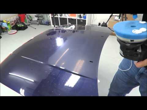 Wetsanding a paint (how i learn) by MS Detailing