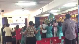 333 Ministries // Outpouring of Holy Spirit in Mauritius // Christian International Church