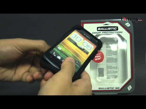 Ballistic® SG Series Case for HTC One S Review in HD