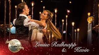 Louise Redknapp & Kevin Clifton Viennese Waltz to 'Hallelujah' - Strictly Come Dancing 2016: Week 2